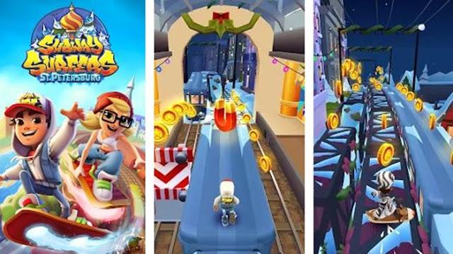 Download Subway Surfers MOD APK Semua Karakter Terbaru (Uang Tak Terbatas)