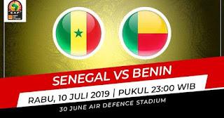 مشاهدة مباراة السنغال وبنين بث مباشر 10/07/2019 كأس أمم أفريقيا 2019
