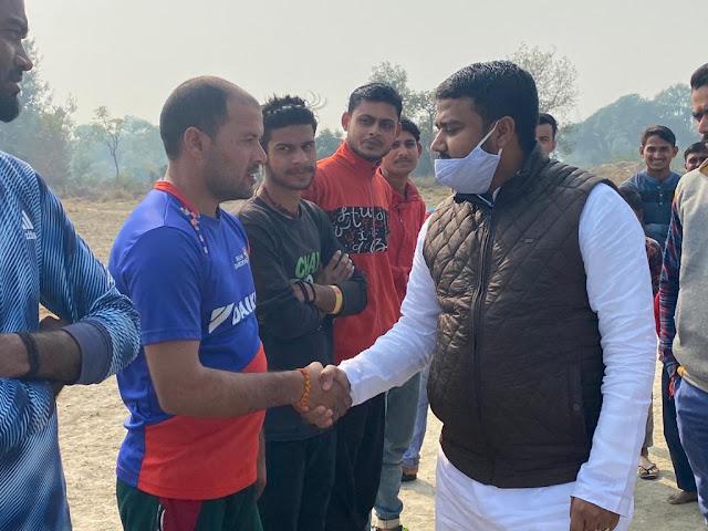 Lallan Kumar's quick Tour in BKT