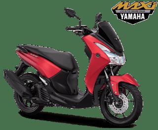 Yamaha Lexi 125, Harga Promo Cash Dan Kredit Motor Yamaha Lexi