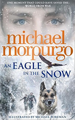 An Eagle in the Snow by Michael Morpurgo book cover