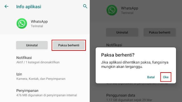 Cara Menonaktifkan WhatsApp Tanpa Aplikasi