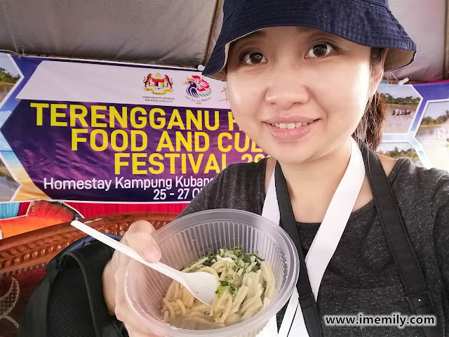 Terengganu Homestay Food & Culture Festival 2019- Homestay Kupang Depu