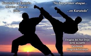 Karate en Epuyén - Karatedo en Epuyén.