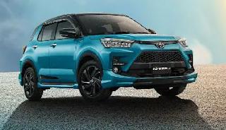 Spesifikasi Mobil SUV Toyota Raize 2021