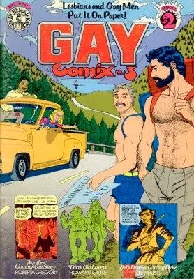 Gay Comix, 2