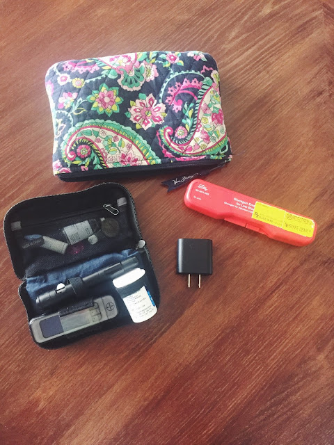 Show & Tell Tuesday: What's in My Bag