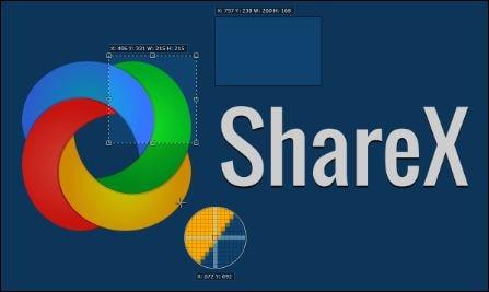 تحميل, احدث, اصدار, لبرنامج, ShareX, لتصوير, سطح, المكتب, مجانا