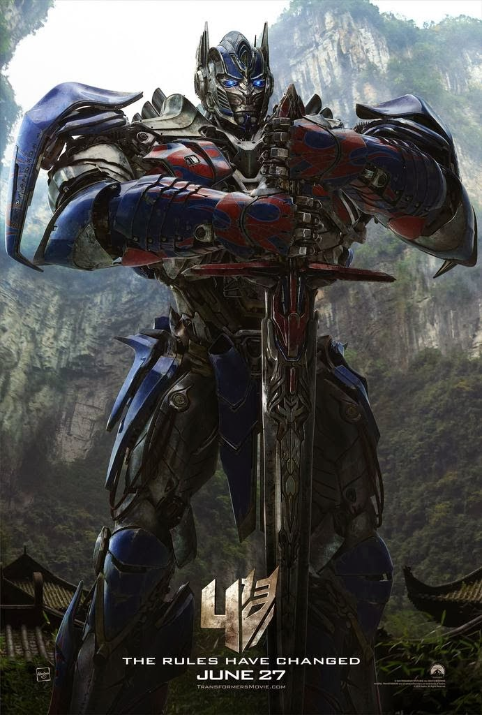 Transformers Age Of Extinction Movie Trailer Teaser Trailer