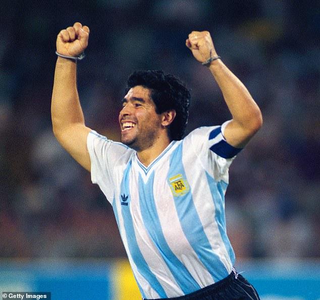 BREAKING! Football Legend, Diego Maradona Is Dead #Arewapublisize