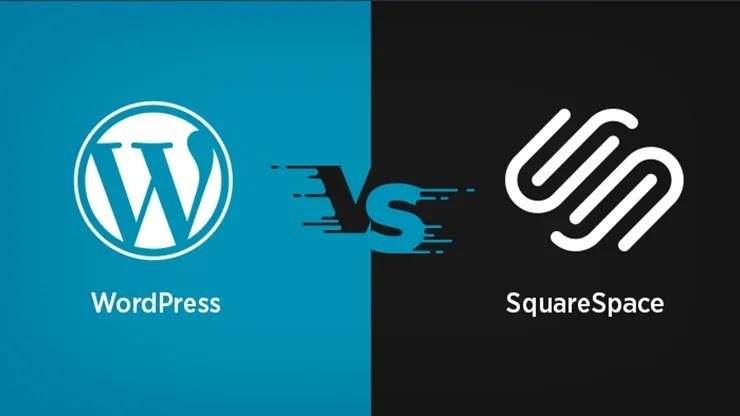 Squarespace и WordPress