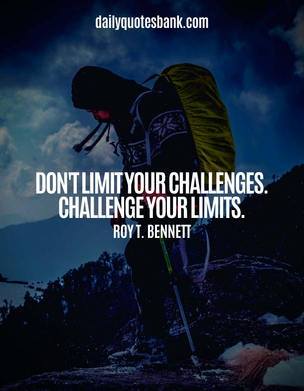Deep Motivational Quotes About Life Challenges