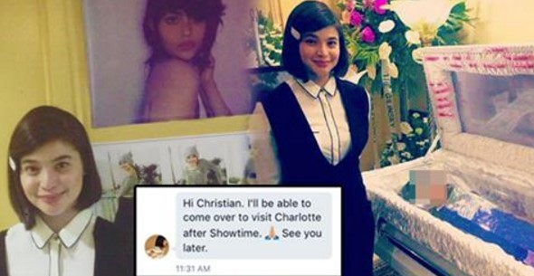 Anne Curtis Visited The Wake of the Girl Who Died From Leukemia!