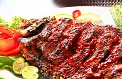 Resep Membuat Ikan Gurame Bakar Pedas Dan Mantap