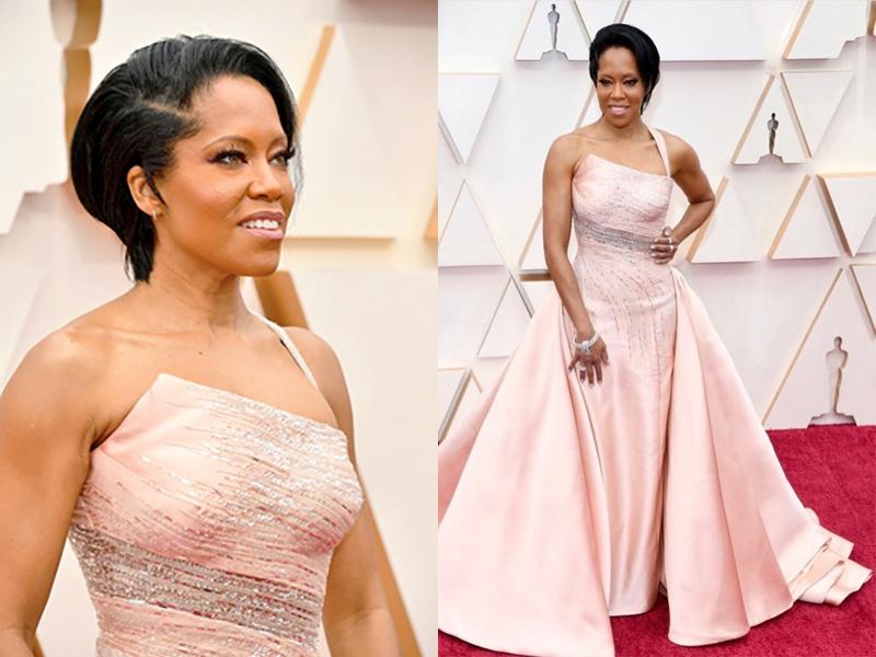 Regina King The Oscars 2020