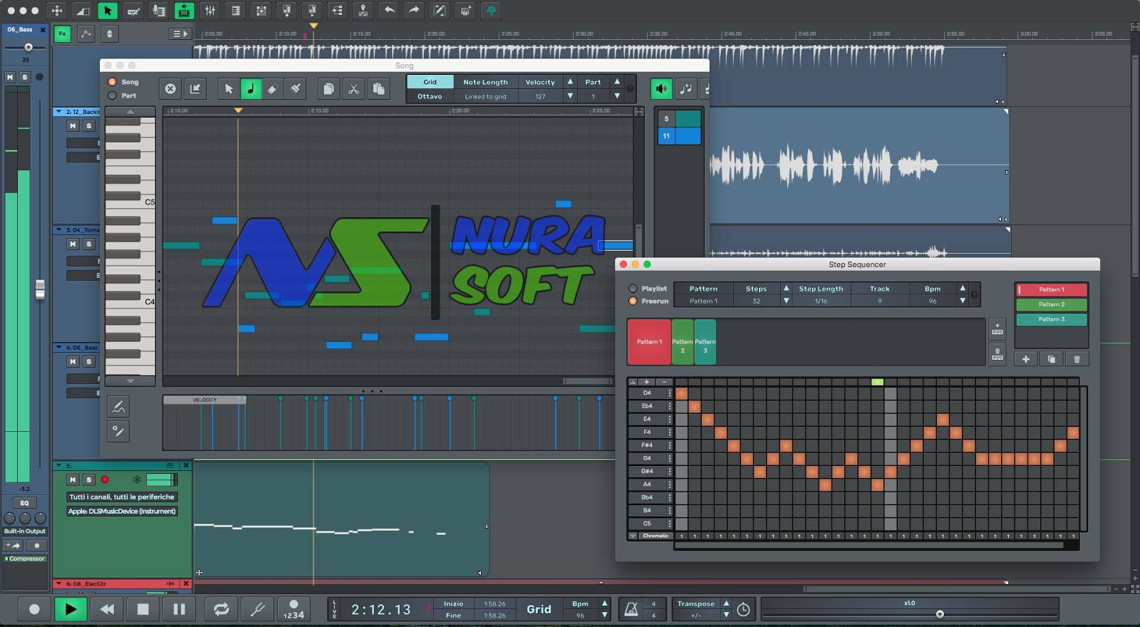 N Track Studio X64 Final Full Version Patch 8 1 3
