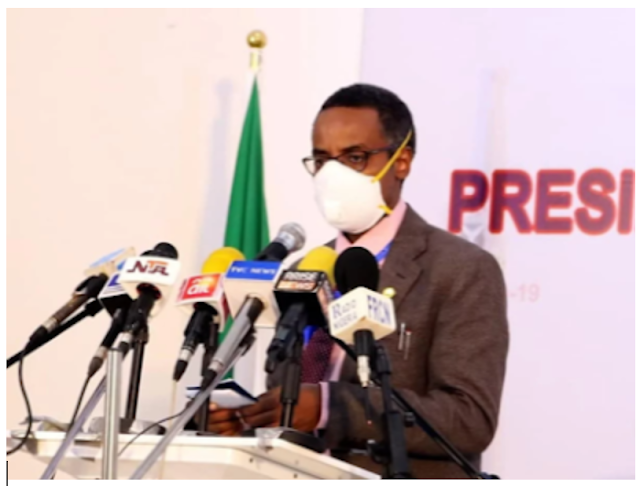 COVID-19: The health system in Nigeria is too weak to survive another outbreak.