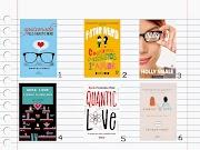 6 livros nerds que quero ler!