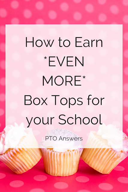Collecting Box Tops for Education Labels for your school? Check out these fantastic ideas to help you collect even more box tops than you thought was possible! Genius, but totally practical and do-able ideas!