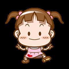 Cocoa – Cute Animated Sound Stickers