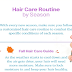 Hair Care Routine by Season #infographic