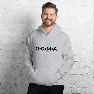 GOMAGEAR Unisex Hoodies