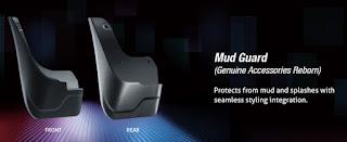 New-Innova Mud Guard