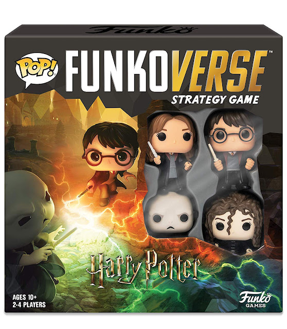 Funko anuncia jogos de tabuleiro de 'Harry Potter' | Ordem da Fênix Brasileira