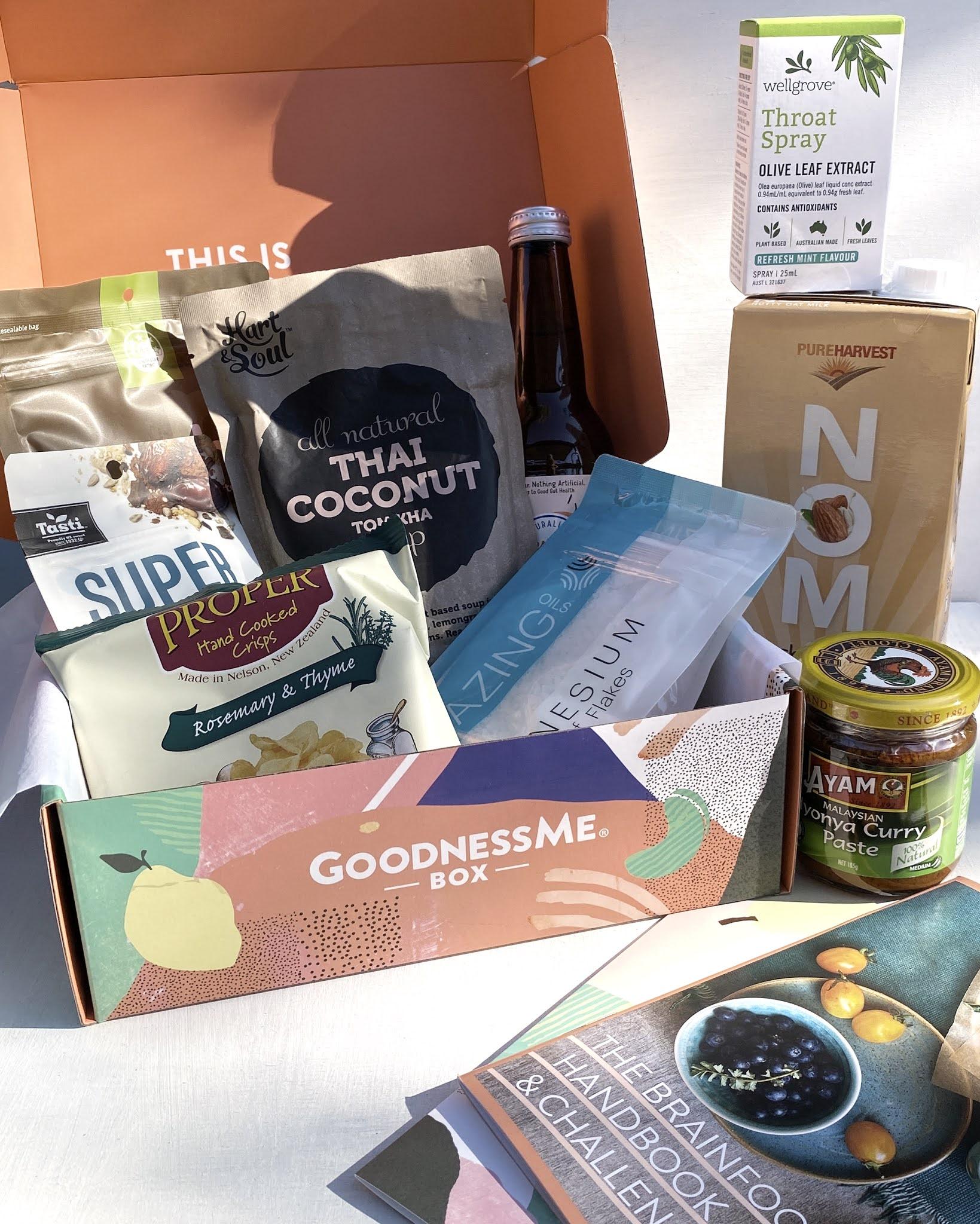GoodnessMe June 2021 Review - Brain Food