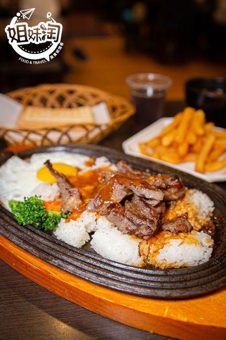 塩蔥炭燒牛排-三民區小吃推薦