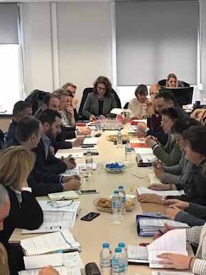 Αποτέλεσμα εικόνας για Σπανός Σύσκεψη με την Υπουργό Πολιτισμού Λ. Μενδώνη στη Λαμία