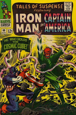Tales of Suspense #80, the Red Skull and the Cosmic Cube
