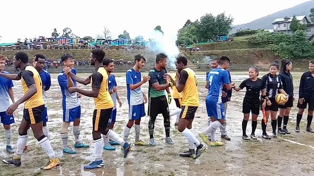 Sikkim Himalayan FC wins Gorkha Brothers Assam by 2 goals