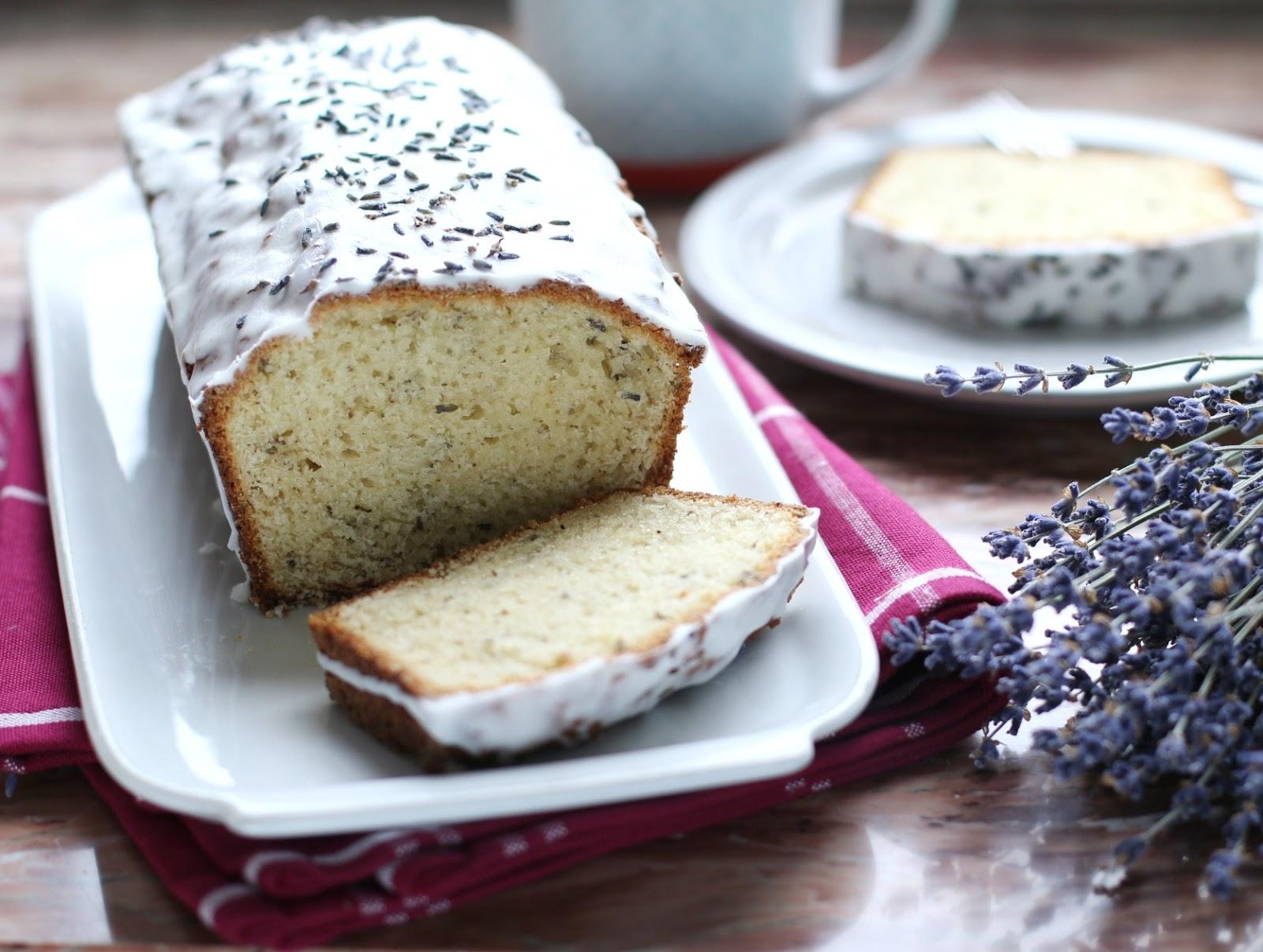 Limonlu ve lavantalı ekmek tarifi