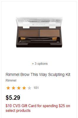 rimmel deals