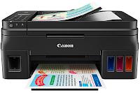 Canon Driver G4500 Setup Printer