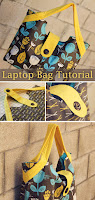 Laptop Bag DIY Tutorial