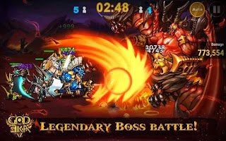God of Era: Heroes War v0.1.30 Mod