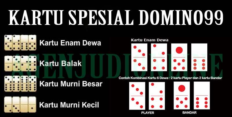 Panduan Bermain Domino99 Online - Situs Poker Online