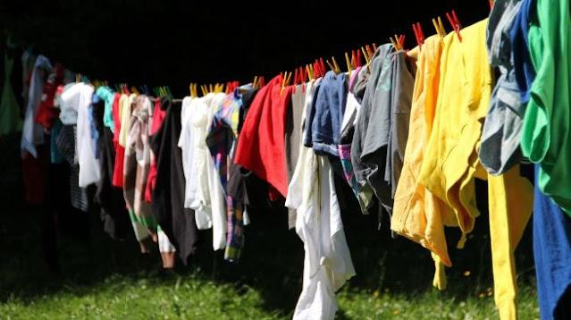 Cara Mengeringkan Baju dalam 30 Menit