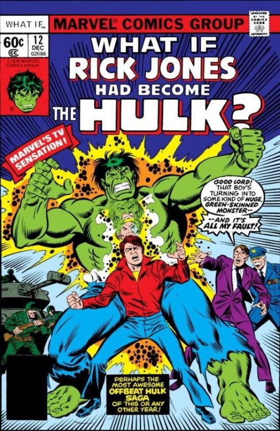 #whatif #marvel #hulk #marveluniverse #comics #comiccovers