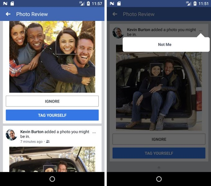 Facebook will alert you when someone posts your photo, tagged or not