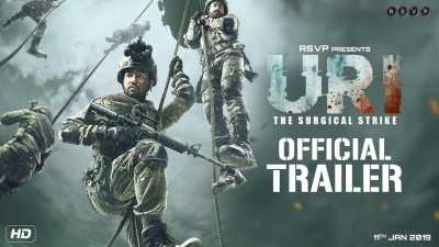 Uri The Surgical Strike 2019