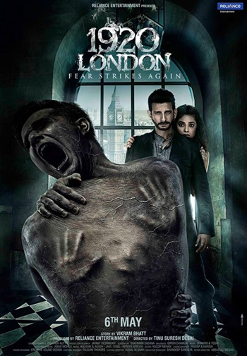 1920 London 2016 Hindi DVDScr 300MB