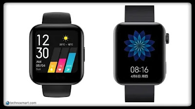 Realme Watch Vs Xiaomi Mi Watch: Price, Specifications, Everything Compared