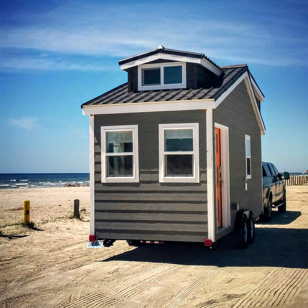 Tiny House Town The Wanderlust Tiny House 170 Sq Ft
