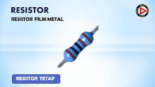 Resistor Film Karbon