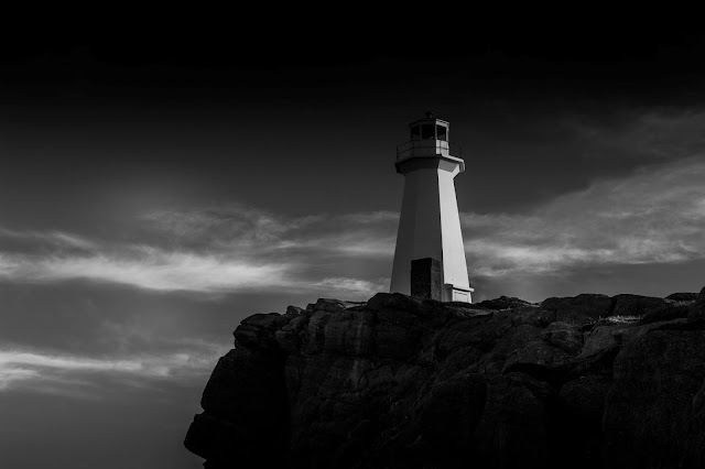 Cape Spear Photo by Ibrahim Alonge on Unsplash