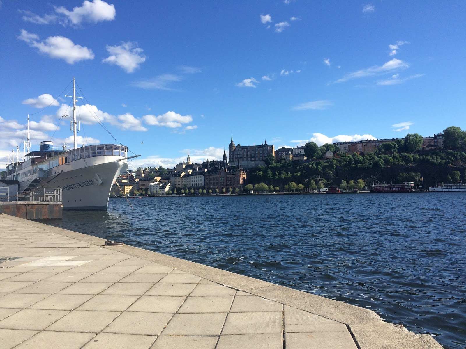 Picture of Riddarholmen in Stockholm
