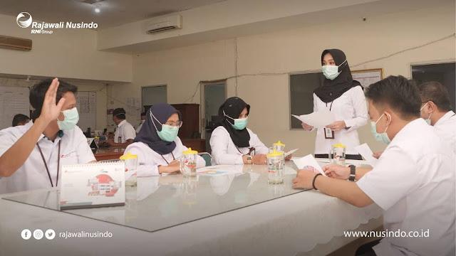 Lowongan Kerja Salesman PT Rajawali Nusindo Serang